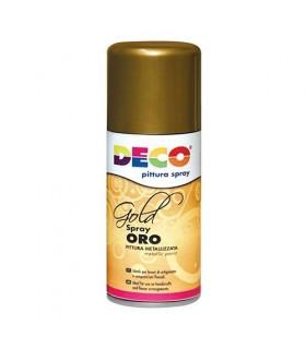 Vernice Spray Oro CWR da 150 ml