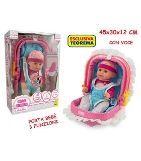 Bebè Ciao Ciccio con Seggiolino