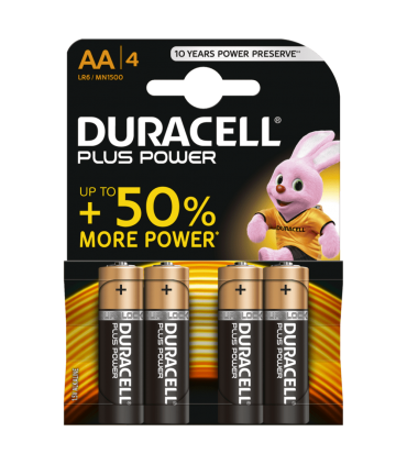 Duracell Plus Stilo conf. da 20 blister