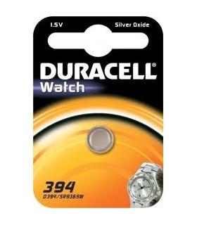 Pila Duracell a bottone 394 conf. da 10 blister