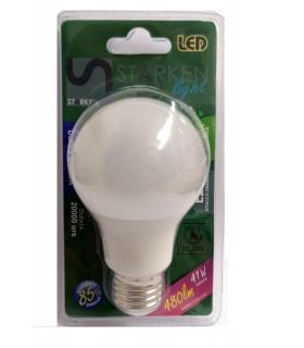 Lampadina Filamento a LED Starken Passo grande E27 Potenza 9 Watt Resa Watt