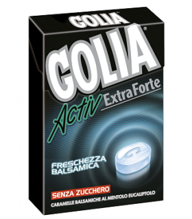 GOLIA EXTRA FORTE SENZA ZUCCHERO ASTUCCIO CONF. DA 20 PZ.