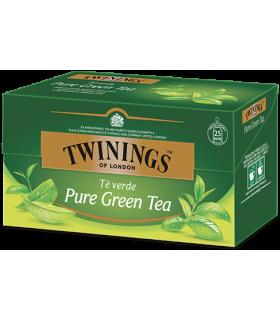 Tà Twinings Pure Green  conf. da 25 bustine