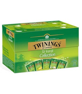 Tè Twinings Collection Verde conf. da 20 bustine