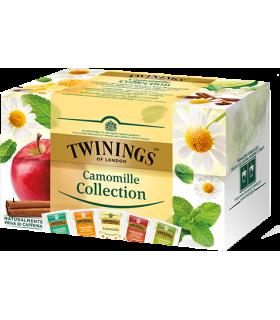 Camomilla Twinings Collction conf. da 20 bustine assortite