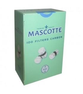 Filtri Mascotte Regular 8mm al Carbone conf. 10 pz.