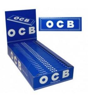 Cartine OCB Corte blue conf.  25 libretti da 50 cartine