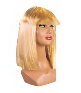 Parrucca Liscia Lunga Mora