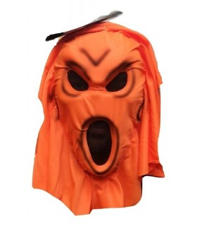 Maschera Spettro Arancione