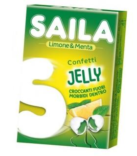 SAILA JELLY LIMONE&MENTA ASTUCCIO CONF. 16 PZ.
