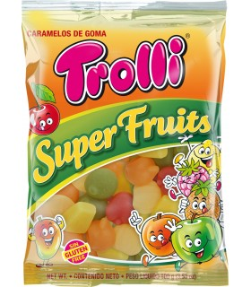 TROLLI SUPER FRUITS BUSTINA DA 100 G