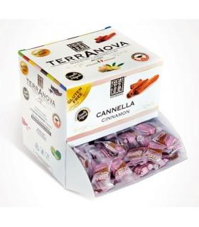 CARAMELLE TERRANOVA ALLA CANNELLA DISPENSER 1 KG (250 PZ.)
