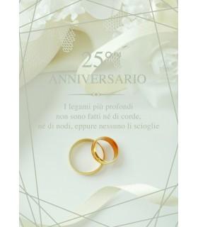 Biglietto Marpimar 25° anniversario conf. 6 pz.