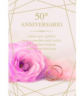 Biglietto Marpimar 50° Anniversario conf. 6 pz. assortiti