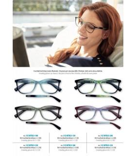 Ricarica Occhiali da Lettura Zippo Mod. B23 da 4 pz. Diottria + 2.50