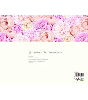 Carta Regalo Marpimar Flower&  conf. 100 fogli assortiti in 10 fantasie