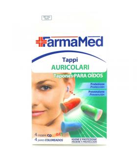 Tappi Auricolari Fermamed 8 pz.