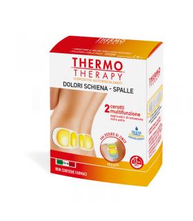 Thermo Therapy 2 Cerotti Autoscaldanti per Schiena - Spalle
