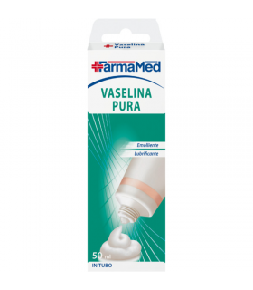 Vasellina Pura Farmamed in Tuba da 50ml