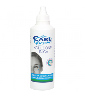 Soluzione Unica Care for you per Lenti da 100 ml