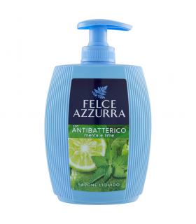 Sapone Liquido Felce Azzurra Menta e Lime con Antibatterico 300ml