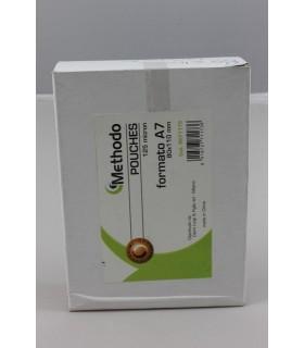 Pouches  mm. 80x110  125 micron  pezzi 100