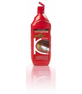 Detergente Kimicar Alcolico Profumato Igienizzante per Tutte le Superfici 1L