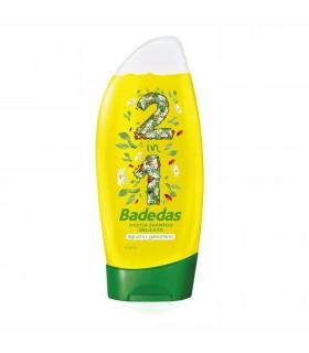 Docchia Schiuma Badedas 2in1 Delicato Agrumi e Gelsomino 250ml
