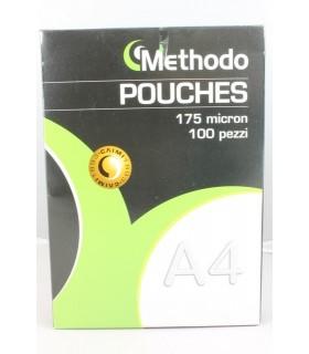 Pouches  A4 175  Micron  pezzi 100