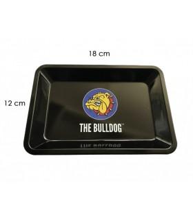 Vassoio in Metallo The Bulldog cm. 18x12.5