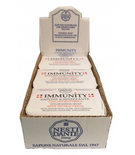 Sapone Naturale Igienizzante Nesty Immunity Antibatterico 150 g