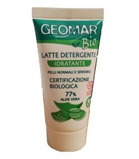 Latte Detergemte Geomar Bio Idratante 77% aloe Vera 30ml