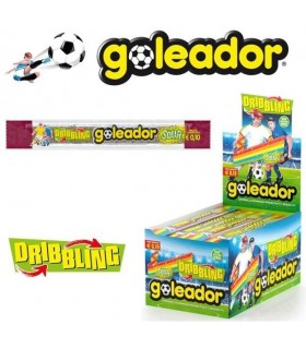 GOLEADOR DRIBBLING SOUR GUSTO COLA  CONF. 144 PZ.