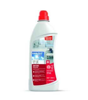 Disinfettante per uso Ambientale Sanitec ad Azione Battericida e Funghicida Professionale 1000 ml