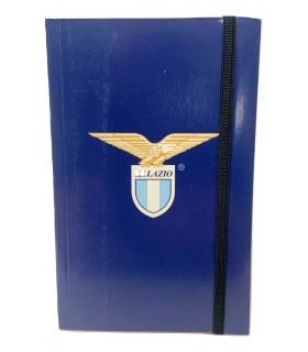 Blocco Notes con Elastico S.S. Lazio mis.14x9 cm