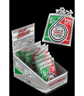 Filtri Pop filters Slim 6mm in Bustina conf.34 pz.