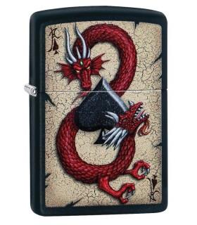Zippo Red Dragon Ace