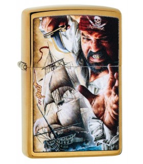 Zippo Mazzi Pirates