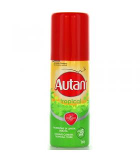 Autan Tropical Insetto Repellente  Spray 50ml