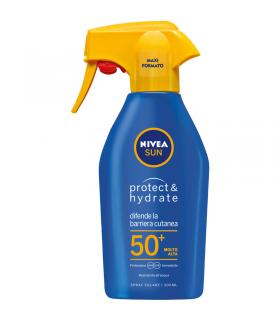 Spray Solare Nivea Sun 300ml FP +50 molto alta
