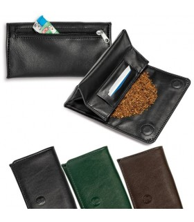 Busta Porta tabacco Similpelle Egoist a secchiello Medium Disponibile in 3 colori