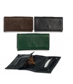 Porta Tabacco Similpelle Egoist Large Disponibile in 3 colori