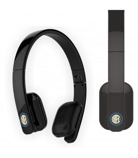 Cuffie Bluetooth F.c Inter confezionate in scatola da regalo