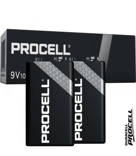Duracell Procell 9V conf. da 10 pz. sfuse