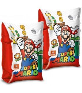 Braccioli Super Mario cm.25x15 confezionati in scatola