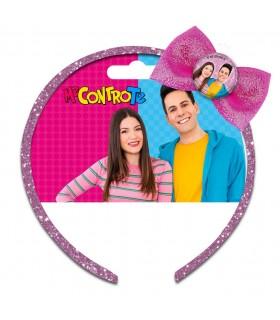 Cerchietto Fashion per Capelli Me Contro Te Multicolor