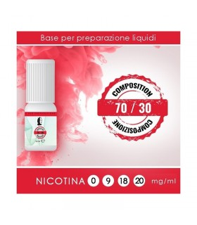 LOP BASE NICOBOOSTER 70/30 10 ML 18 MG/ML