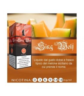 "Lop Liquido Pronto SING WOLF 10ml NICOTINA 9 ""ACCISA COMPRESA"""