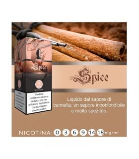 """Lop Liquido Pronto SPICE 10ml NICOTINA 0 """"ACCISA COMPRESA"""""""