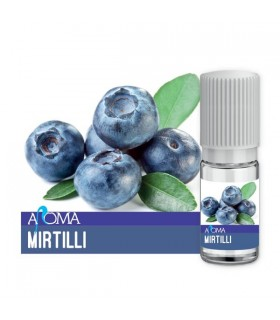 Aroma Liquido Naturale MIRTILLO da 10 ml